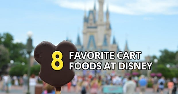 8 Favorite Cart Foods At Disney