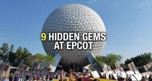 9 Hidden Gems At Epcot