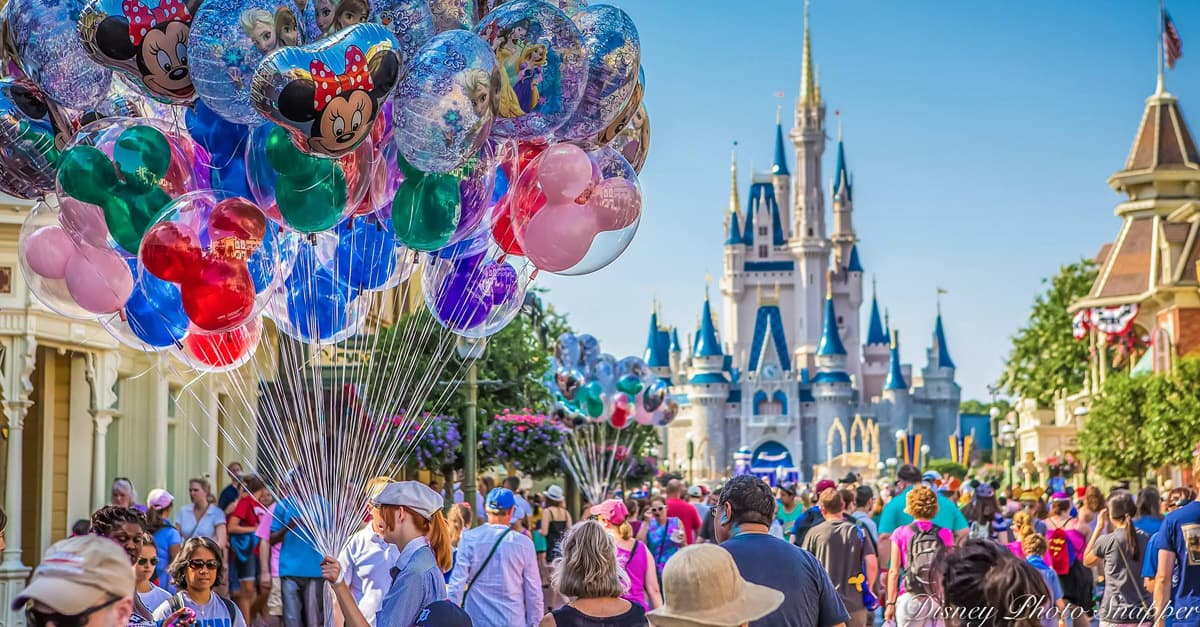 Magic Kingdom Two Day Touring Plan