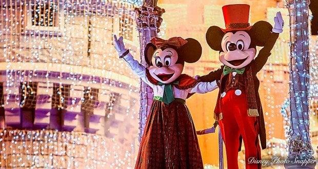 Disney In Winter