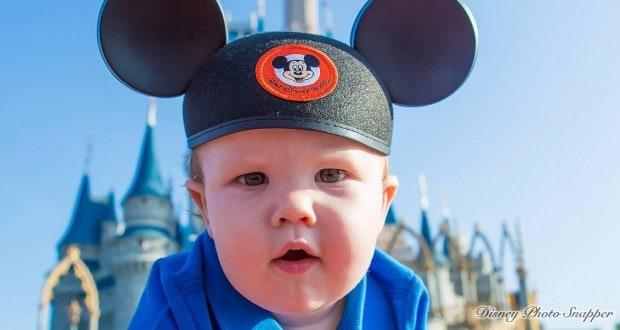 Toddlers At Disney
