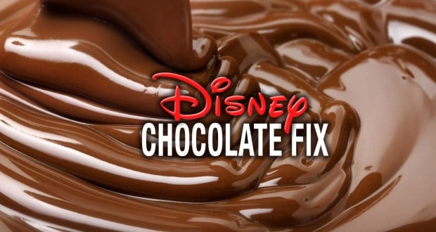Disney Chocolate Fix