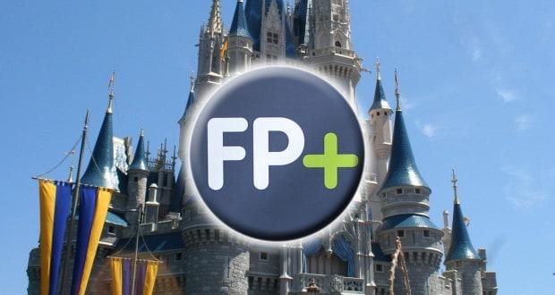 FastPass+ Castle