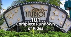 Hollywood Studios 101