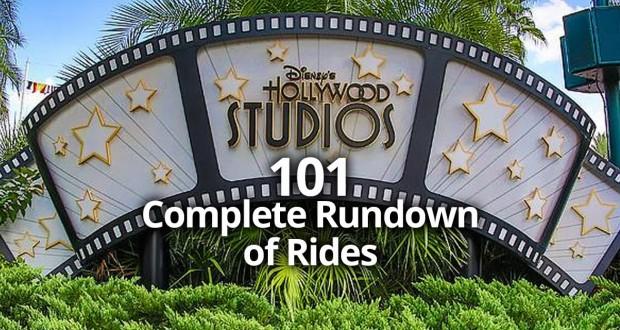 Hollywood Studios 101