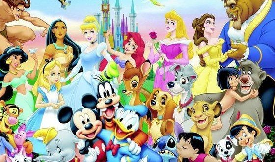 Which Disney Movie Do You Belong In?