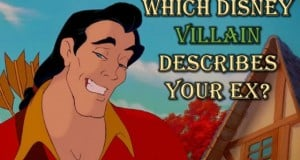 Which Disney Villain Describes Your Ex?