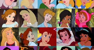 Which female are you from Disney