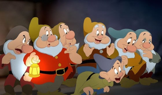 Which of the Seven Dwarfs are You Most Like?