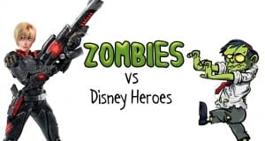 Which Disney Character Should Be Your Wingman For The Zombie Apocalypse?