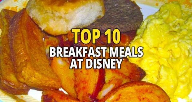 Top 10 Breakfast Meals