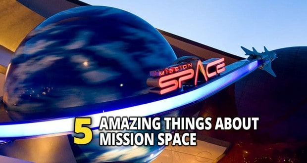5 Amazing Things About Mission Space