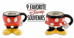9 Favorite Disney Souvenirs