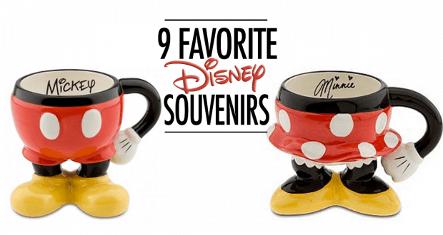9 Favorite Disney Souvenirs