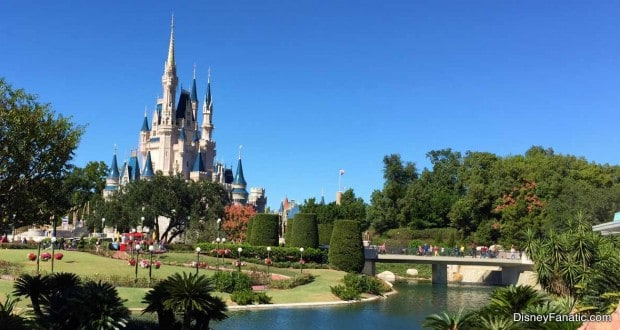 Cinderella's Castle and Grounds