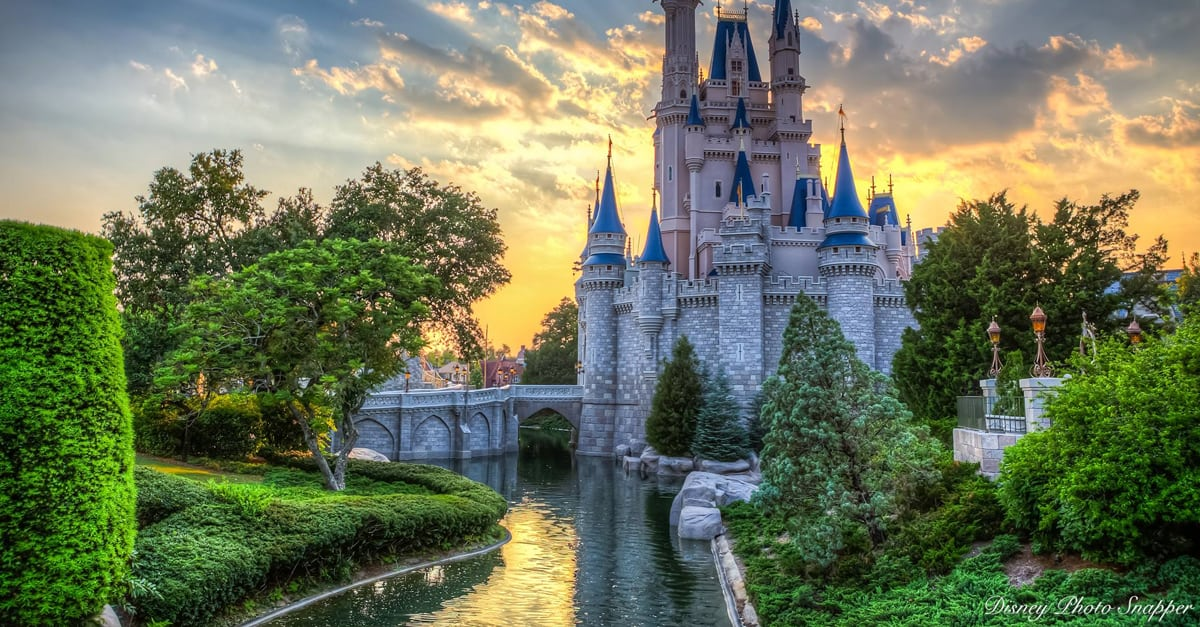10 Most Beautiful Places In All Of Walt Disney World