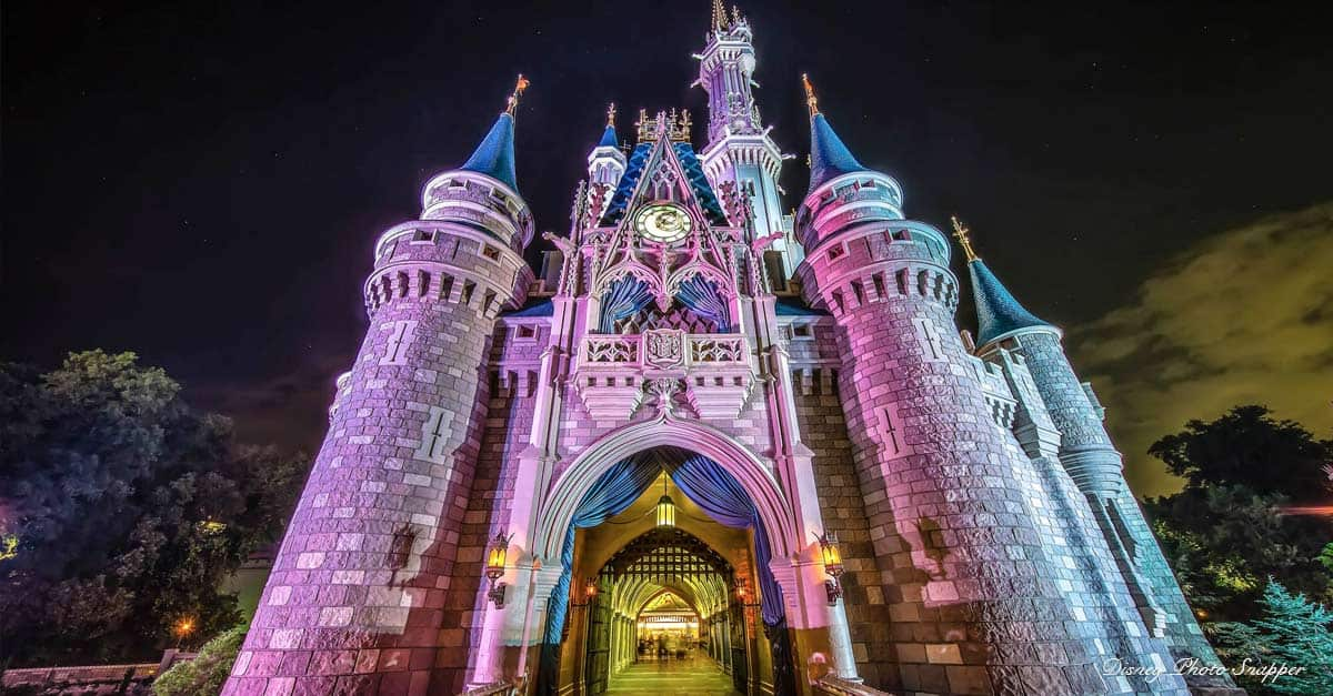 19 impressive facts about cinderella s castle at disney world