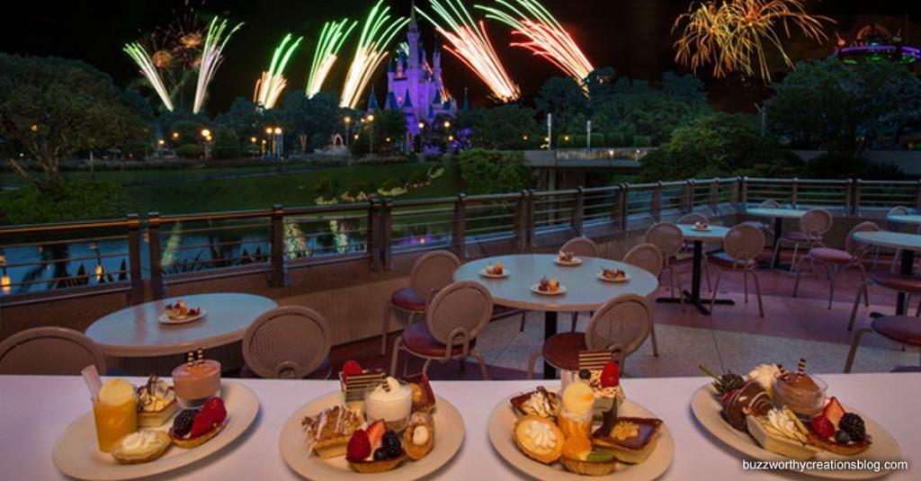 Fireworks Dessert Party