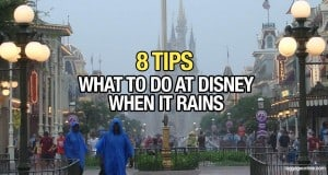8 Tips For What To Do At Disney When It Rains