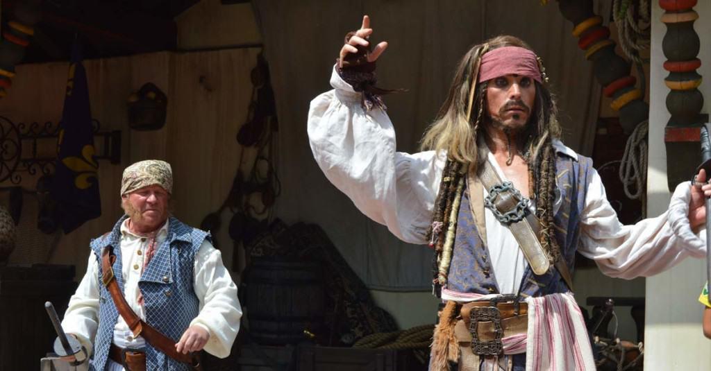 Pirate's Adventure MAgic Kingdom Adventureland