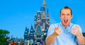 Loosing Your Cool At Disney
