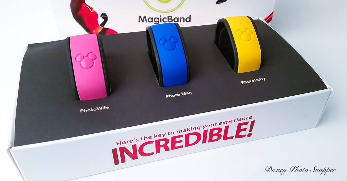 7 Ways to Customize Your MagicBands