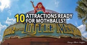 10 Rides That May Be Ready For Mothballs?