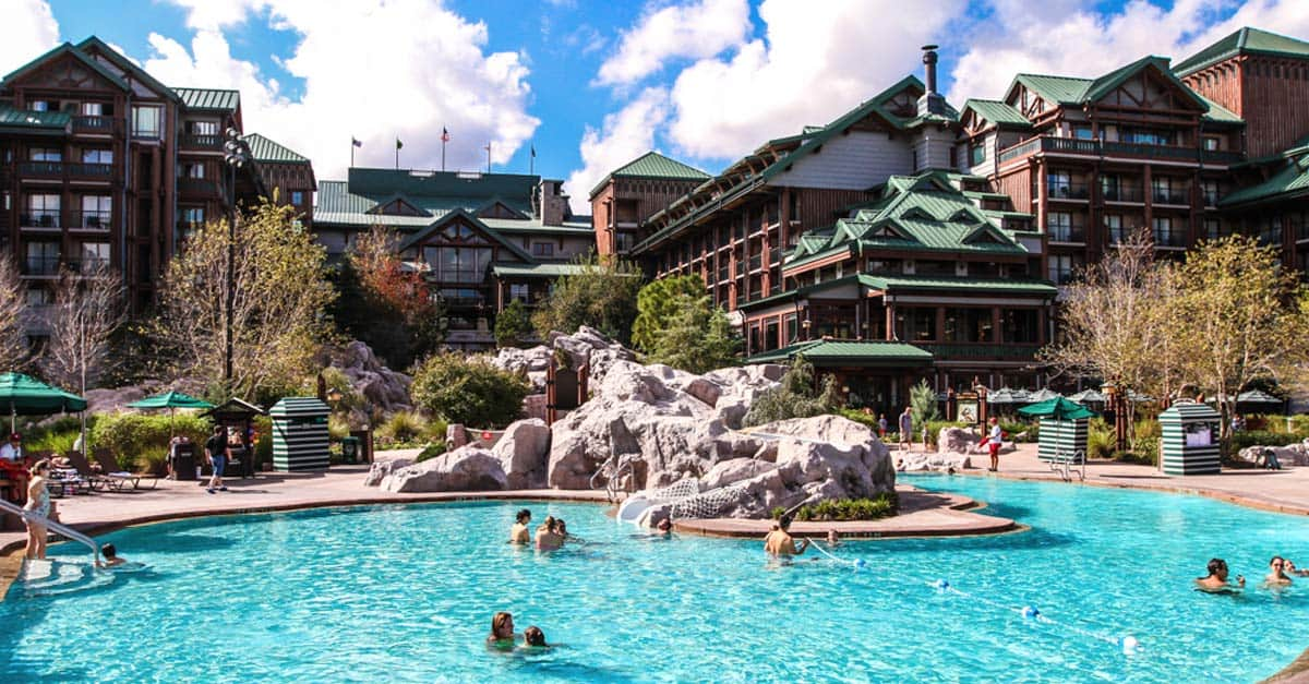 the great wilderness lodge
