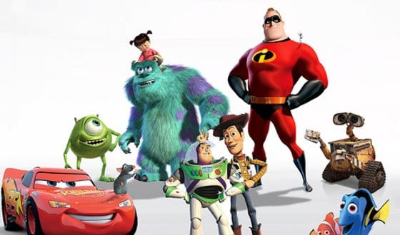 Which Pixar Character Are You??