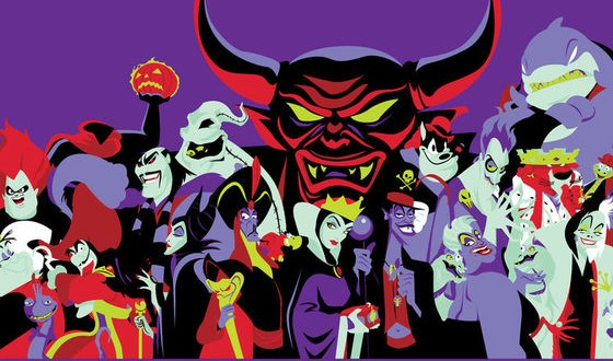 Which offbeat Disney villain are you?