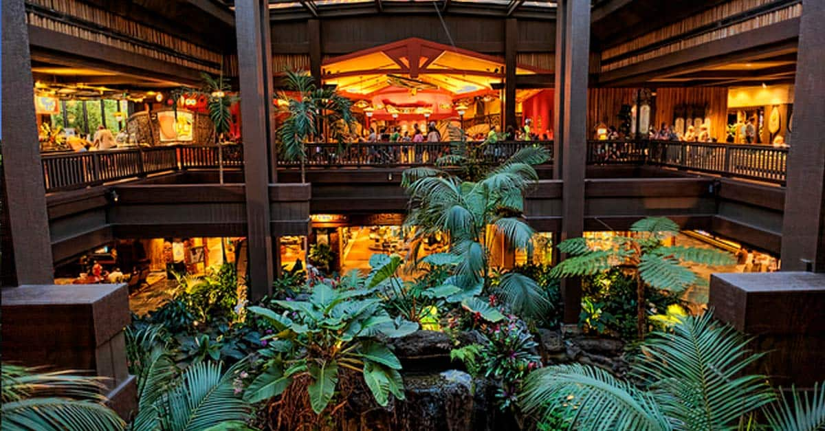 Best Rooms At Polynesian Disney