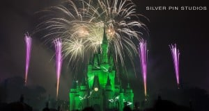 Cinderella's Castle - Photo by Silver Pin Studios