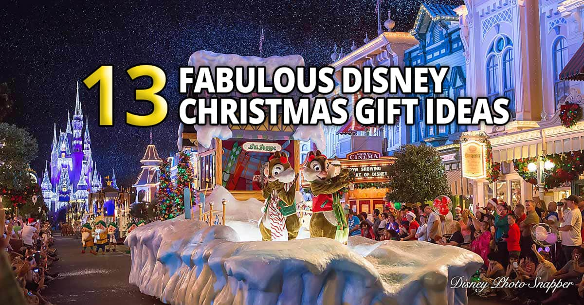 top 13 disney christmas gift ideas - Disney Christmas Gifts