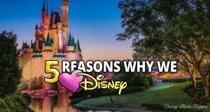 5 Reasons Why We Love Disney