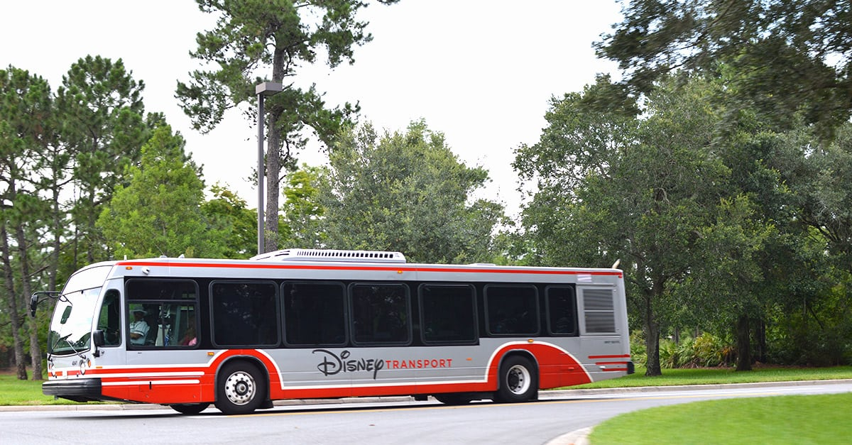 Term given to Disney\'s transportation between its\' parks.