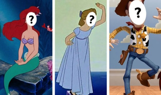 Which Character Would You Play in a Disney Movie?
