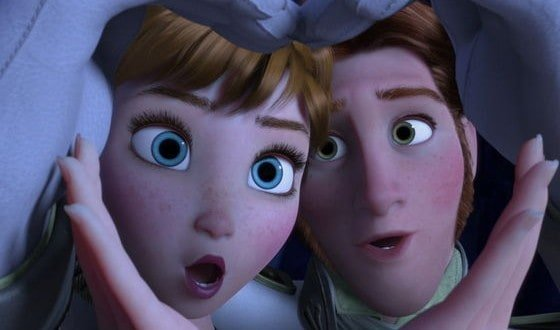 """Which song from """"Frozen"""" are you?"""