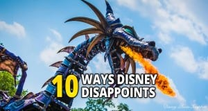 disney disappoints _ Disney High Expectations