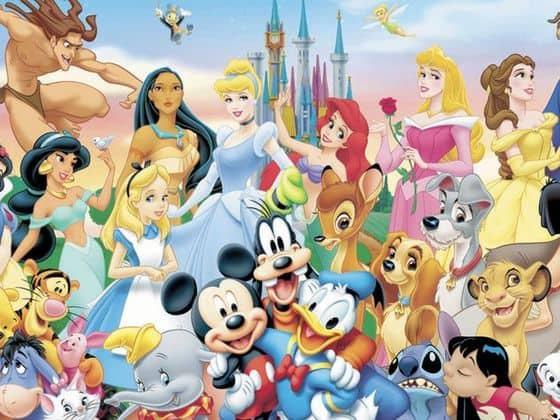 can you name these disney characters