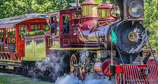 Disney Railroad