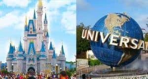Disney or universal