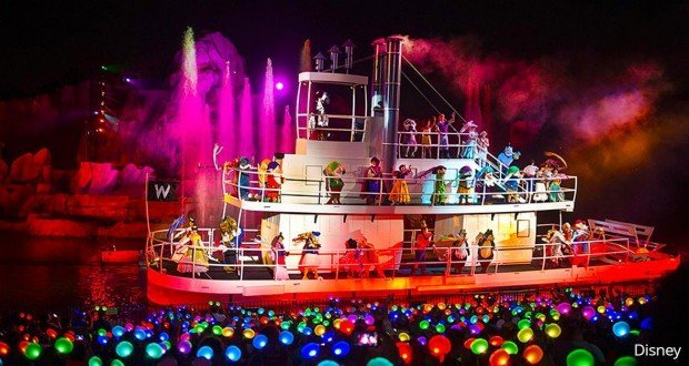 Image result for fantasmic hollywood studios
