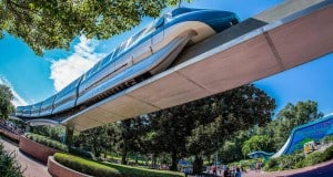 monorail Epcot