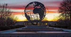 Unisphere From  1964-65 World's Fair