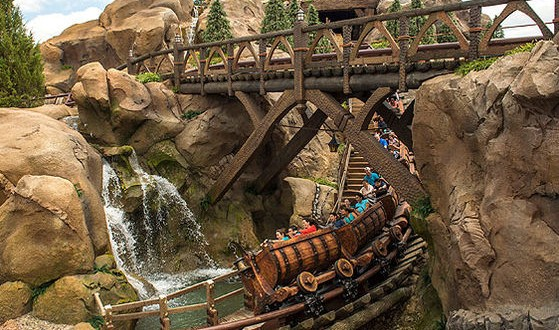 Which Disney Ride Are You? (All Disney Park's)