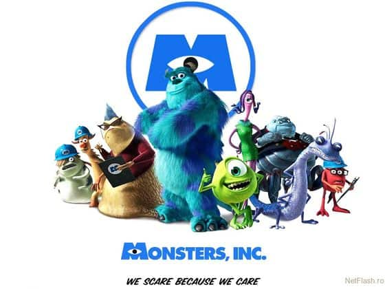 Which Monsters, Inc  Character Are You?