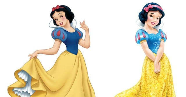 Do You Like Updated Classic or Totally New Disney Princesses?