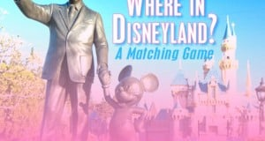 Where In Disneyland?
