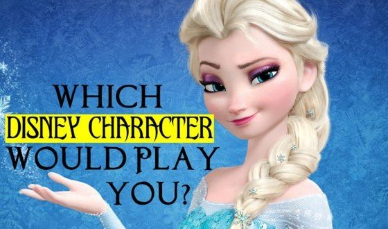 Which Disney Character Would Play You In A Movie Of Your Life?