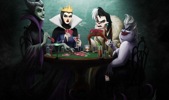Which Disney Villainess Are You?